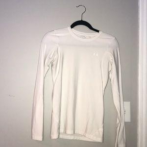 White under shirt